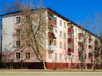 Чехов, улица Молодежная, дом 1/4. многоквартирный дом
