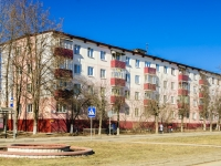 Чехов, улица Молодежная, дом 2. многоквартирный дом