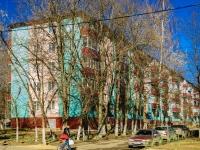 Чехов, улица Молодежная, дом 3. многоквартирный дом