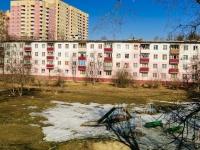 Чехов, улица Молодежная, дом 4. многоквартирный дом