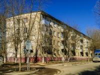 Чехов, улица Молодежная, дом 10. многоквартирный дом