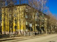 Чехов, улица Молодежная, дом 12. многоквартирный дом