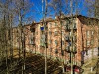 Чехов, улица Молодежная, дом 13. многоквартирный дом