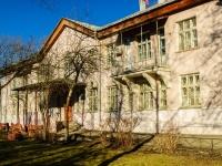 Чехов, улица Пионерская, дом 2. поликлиника