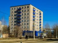 Чехов, улица Полиграфистов, дом 11А. общежитие