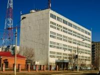 Чехов, улица Полиграфистов, дом 17А. офисное здание