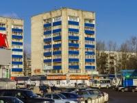 Чехов, улица Чехова, дом 1. многоквартирный дом