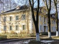 Чехов, улица Чехова, дом 21. многоквартирный дом