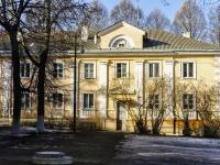 Чехов, улица Чехова, дом 25. многоквартирный дом