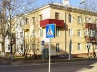 Чехов, улица Чехова, дом 31. многоквартирный дом