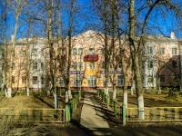 Чехов, улица Чехова, дом 33. многоквартирный дом