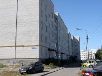 Шатура, улица Академическая, дом 3А. многоквартирный дом