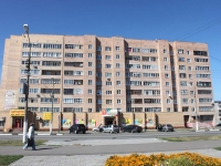 Shatura, Borzov avenue, house 3. Apartment house with a store on the ground-floor