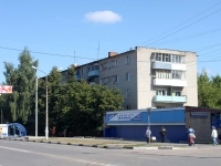 Shatura, Borzov avenue, house 6. Apartment house