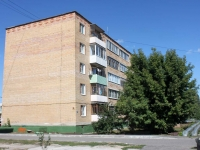 Shatura, Borzov avenue, house 9. Apartment house
