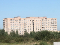 Shatura, Borzov avenue, house 13. Apartment house
