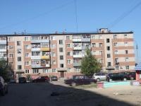 Shatura, Borzov avenue, house 16. Apartment house