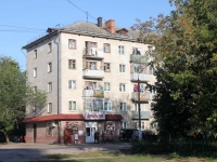 Shatura, Voykov st, house 13. Apartment house