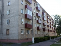 Shatura, Il'icha avenue, house 18. Apartment house