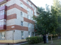 Shatura, Il'icha avenue, house 22. Apartment house