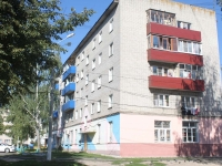 Shatura, Il'icha avenue, house 30. Apartment house