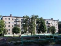 Shatura, Il'icha avenue, house 49. Apartment house