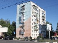 Shatura, Il'icha avenue, house 53. Apartment house