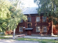 Шатура, улица Радченко, дом 12. многоквартирный дом