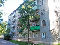Shatura, Zharov st, house 9. Apartment house
