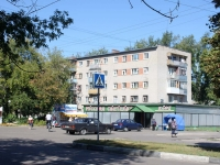 Shatura, Zharov st, house 12. Apartment house