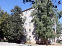 Shatura, Zharov st, house 14. Apartment house
