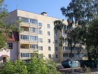 Shatura, Zharov st, house 19. Apartment house