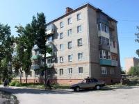 Шатура, улица Жарова, дом 22. многоквартирный дом