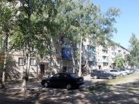 Shatura, Zharov st, house 28. Apartment house