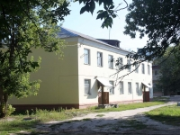 Shatura, Zharov st, house 29. Apartment house