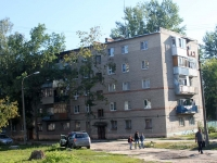 Shatura, Zharov st, house 37. Apartment house