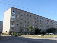 Shatura, Sportivnaya st, house 1/1. Apartment house