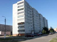 Shatura, Sportivnaya st, house 1. Apartment house