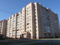 Shatura, Sportivnaya st, house 3. Apartment house