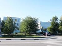 Шатура, улица Спортивная, дом 9. лицей