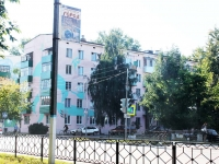 Shatura, Shkolnaya st, house 2. Apartment house