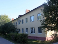 Shatura, Shkolnaya st, house 6. Apartment house