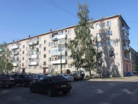 Shatura, Shkolnaya st, house 13. Apartment house