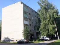 Shatura, Shkolnaya st, house 15. Apartment house