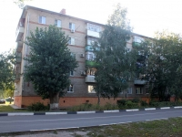 Shatura, Shkolnaya st, house 18. Apartment house