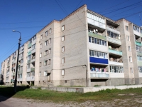 Shatura, Shkolnaya st, house 19. Apartment house