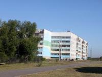 Shatura, Shkolnaya st, house 21. Apartment house