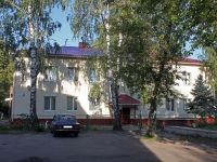 Shatura, Internatsionalnaya st, house 17А. rehabilitation center