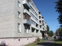 Shatura, Internatsionalnaya st, house 19. Apartment house