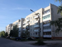 Shatura, Narimanov st, house 10. Apartment house